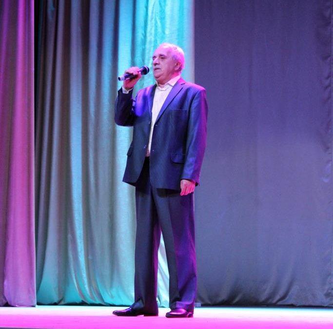 Концертная программа «С песней по жизни!», посвященная 100-летию ВЛКСМ