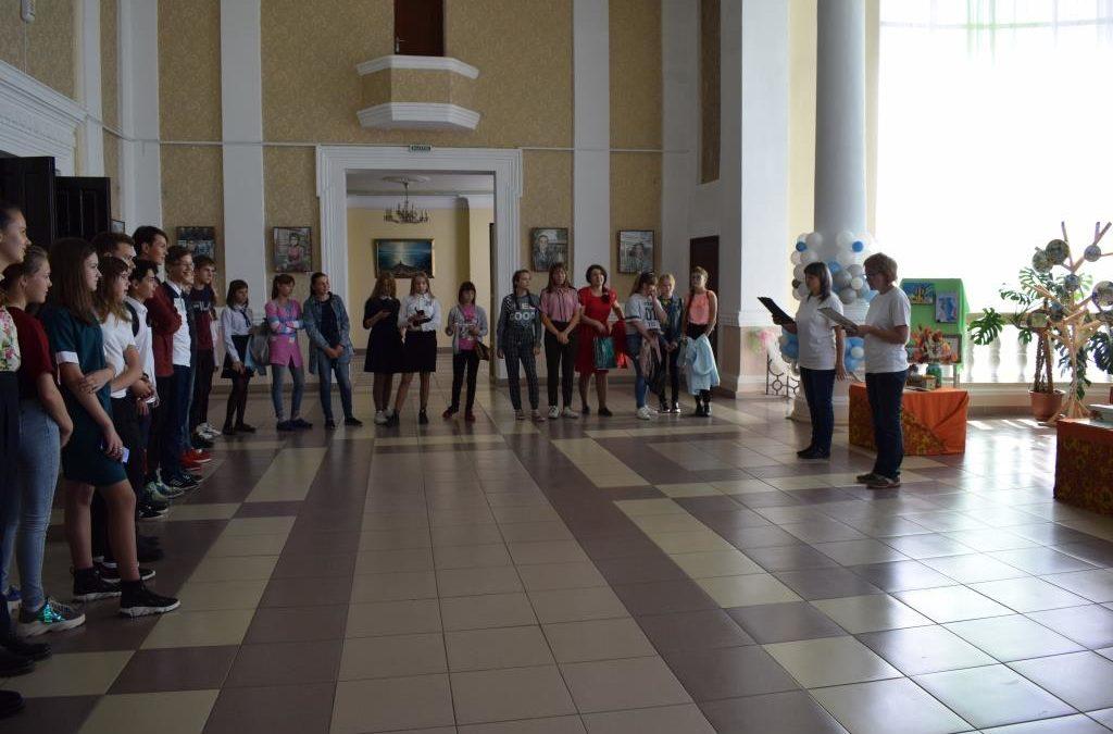 День открытых дверей в Доме культуры «Русь»