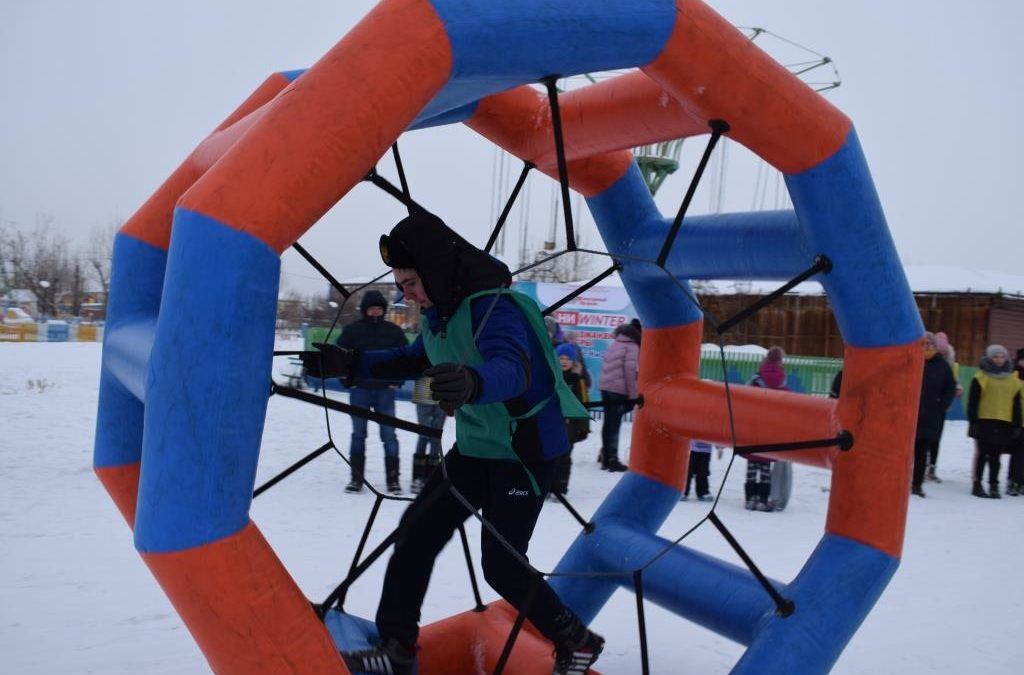 3 отборочный тур «Саnu-winter»